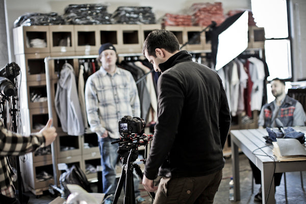 Behind the Scenes of Warp and Weft - A Denim Documentary