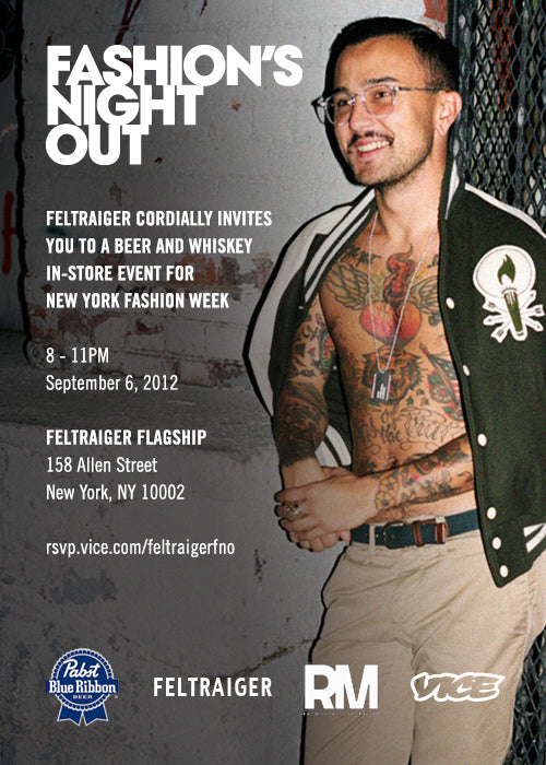 Ratmouth Clothing Release Party with Feltraiger