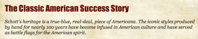 The Classic American Success Story about Schott