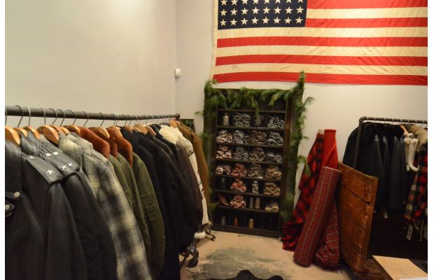American-Made Leather Jackets at Feltraiger Store
