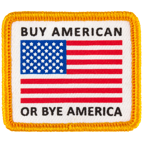 Buy or Bye America Patch