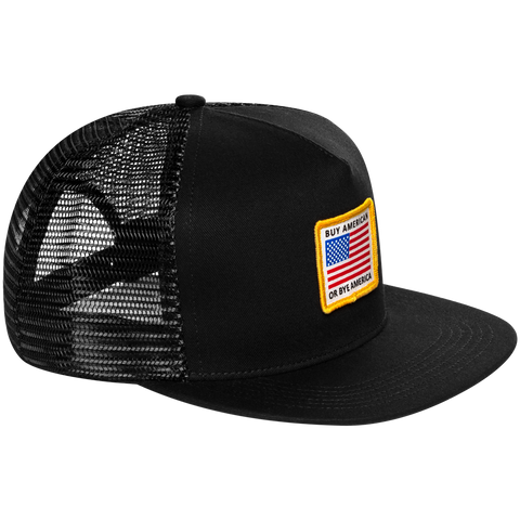 Buy or Bye America Snapback