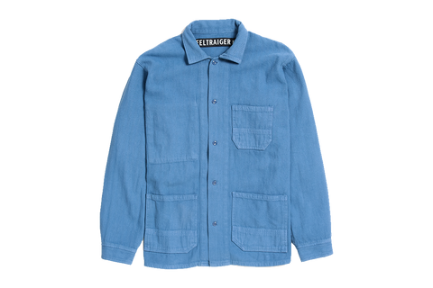 Petcock Jacket - Blue