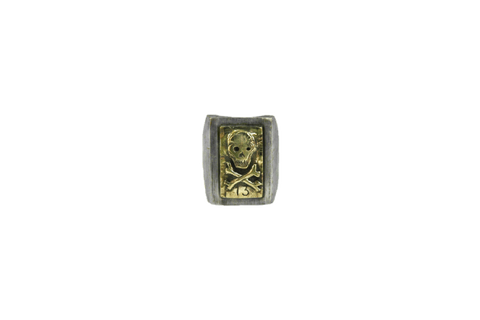 Rough Design Co Tombstone Ring