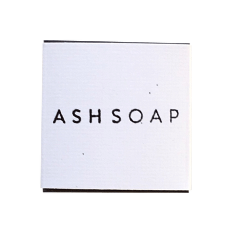 ASH SOAP - Rosemary and Clove