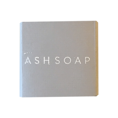 ASH SOAP - Grapefruit and Eucalyptus