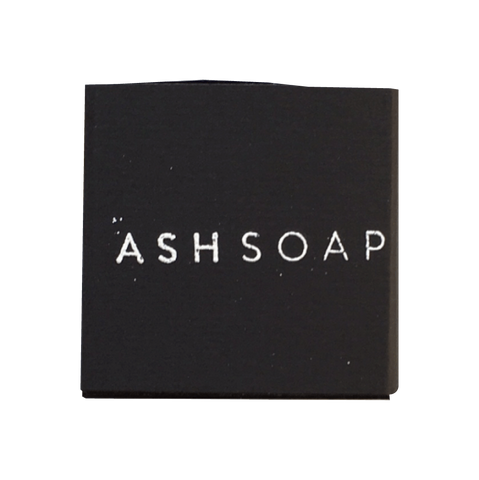 ASH SOAP - Peppermint and Cedar