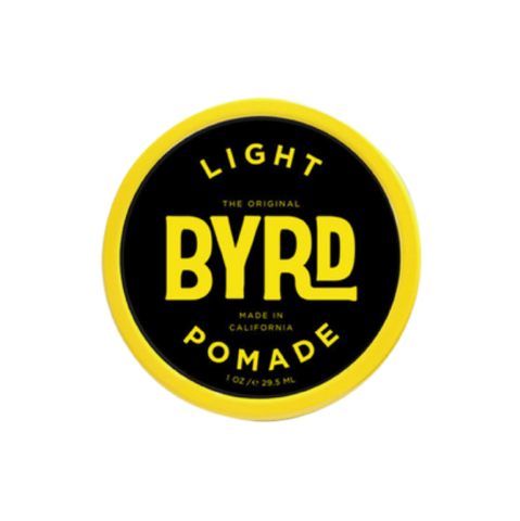 Byrd Light Pomade 2.5 oz