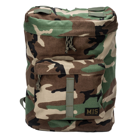 MIS Backpack - Camo
