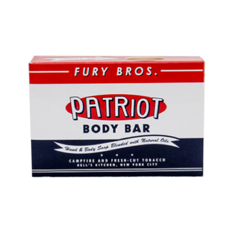 "Fury Bros. ""Patriot"" Body Bar"