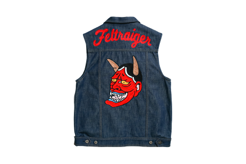 FELTRAIGER x High Seas Devil Destitute Vest