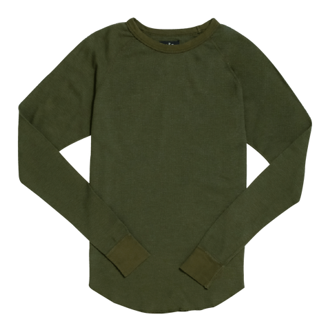 Hudson Thermal Green