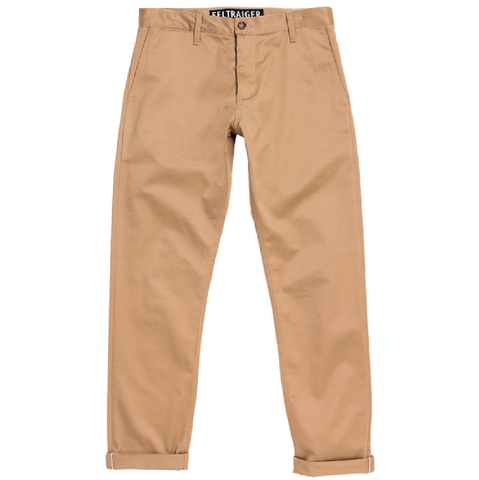 Native Selvedge Chino