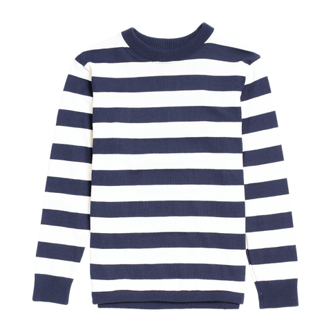Up North Sweater - Navy