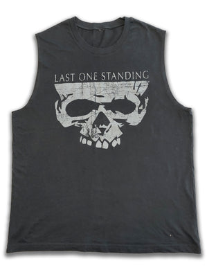 Unbreakable Men's Muscle Tank-Black