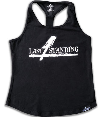 Ladies Black Unbreakable Tank