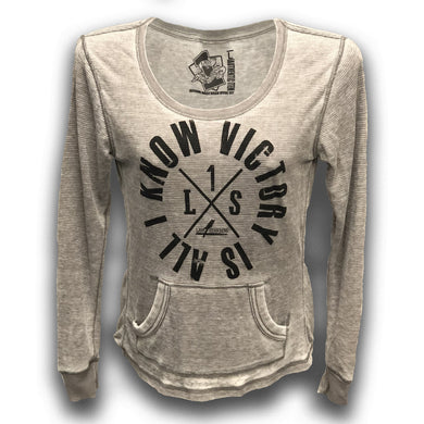 Ladies VICTORY Burnout Thermal