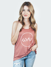 Highs and Lows Women's Tank Christian Tank Top