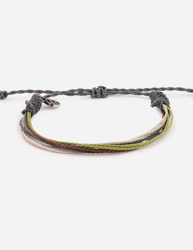 Land of Plenty Christian String Bracelet