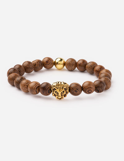 Lion of Judah Christian Bracelet