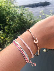 Pro-Life Awareness Christian String Bracelet