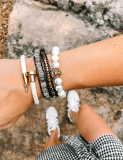 Shadow Step Wrap Christian Wrap Bracelet
