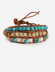 Wonder Triple Wrap Christian Wrap Bracelet