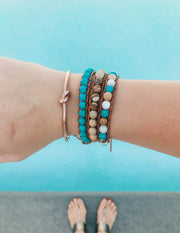 Wonder Triple Wrap bracelets