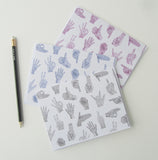 All Hands On Deck- Art Note Cards