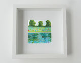 Barton Springs Pool 3 - Art Print