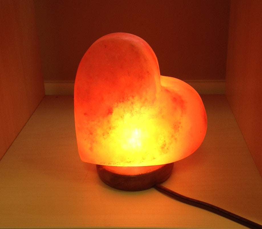 Polish Salt Lamps Health Benefits : Himalayan Salt Lamp - HEART Earth s Emporia