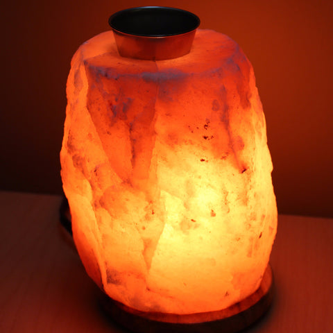 Himalayan Salt Lamps And Essential Oils : Essential Oil Diffusers Earth s Emporia