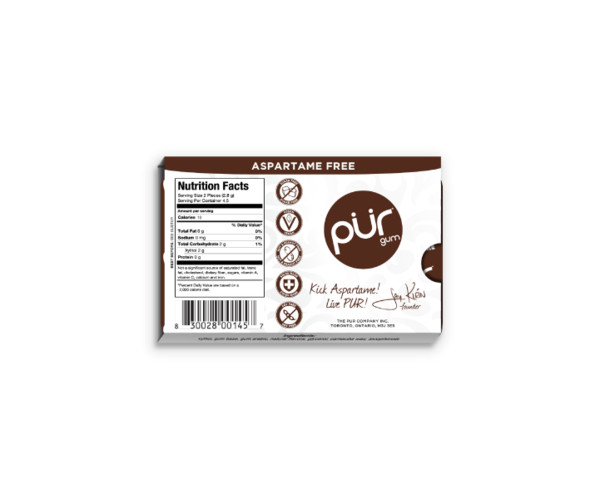 Salt Lamp Safe During Pregnancy : PuR Gum Pack - CHOCOLATE MINT Earth s Emporia