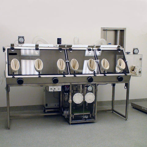 Powder Containment / Powder Handling Glove Box