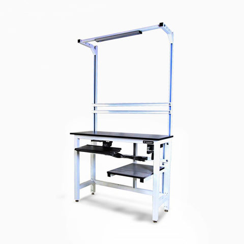 Height Adjustable Pharmaceutical Workbench