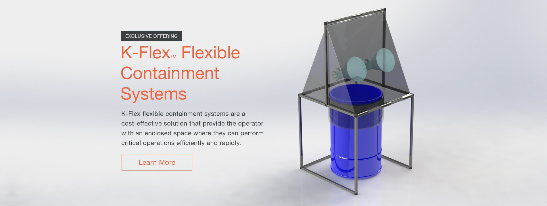 K-Flex Flexible Containment Systems