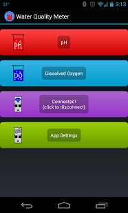 pH Tester and Monitor for Android - Sensorcon - Sensing Products by Molex - 1
