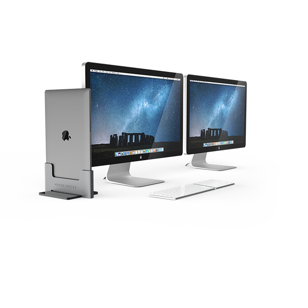Vertical Docking Station for the MacBook Pro