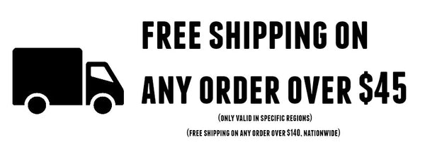 free shipping visual