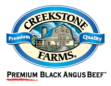 creekstone farms logo