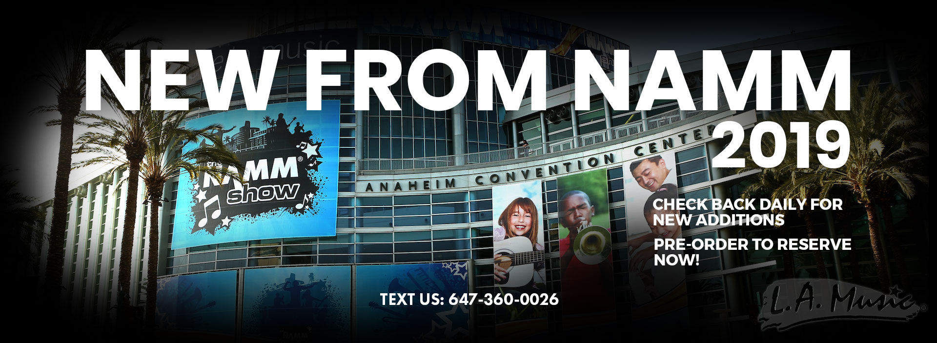 New from NAMM 2019