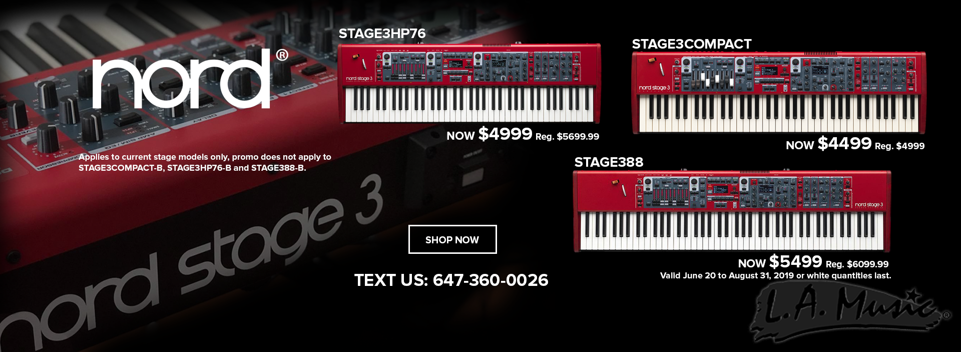 4142edb5931e49 L.A. Music - Canada's Favourite Music Store! | Buy Musical Instruments  Online with Confidence - L.A. Music Canada