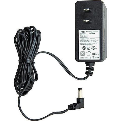 Dunlop AC ADAPTER 18V ECB006 US