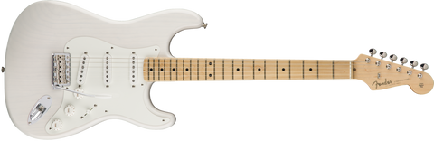 FENDER American Original 50s Stratocaster® Maple Fingerboard White Blonde