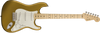 FENDER American Original '50s Stratocaster® Maple Fingerboard Aztec Gold
