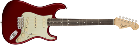 FENDER American Original '60s Stratocaster® Rosewood Fingerboard Candy Apple Red