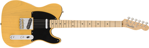 FENDER American Original '50s Telecaster® Maple Fingerboard Butterscotch Blonde