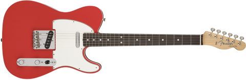 Fender American Original '60s Telecaster® Rosewood Fingerboard Fiesta Red DOUBLE BOUND