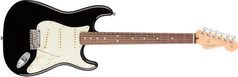 American Professional Stratocaster Rosewood Neck Black 0113010706