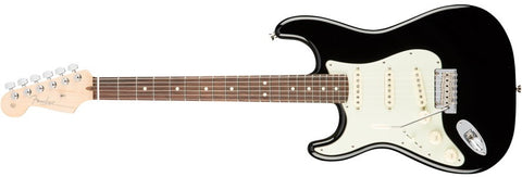 American Professional Stratocaster Left Handed Rosewood Neck Black 0113030706 - L.A. Music - Canada's Favourite Music Store!